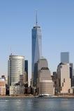 Всемирный торговый центр, NYC Стоковое фото RF