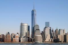 Всемирный торговый центр, NYC Стоковая Фотография RF