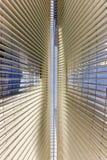Всемирный торговый центр Oculus - Нью-Йорк Стоковое Изображение RF