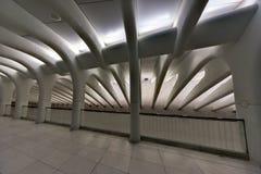 Всемирный торговый центр Oculus - Нью-Йорк Стоковое Фото