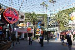 Всеобщее CityWalk Голливуд Стоковые Фото