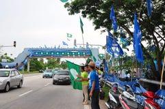 Всеобщие выборы 2013 Малайзии Стоковое Изображение