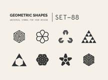 Всеобщие формы для вашего дизайна бесплатная иллюстрация