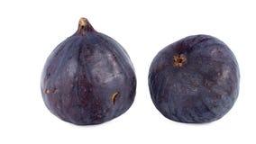 2 всех свежих сочных смоквы Стоковые Фото