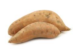 2 всех сладкого картофеля Стоковые Фото