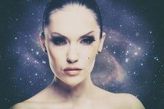 Вселенная красоты Стоковые Изображения RF