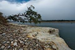 Все еще воды неусидчивого реки стоковая фотография