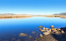 все еще воды Стоковые Изображения RF