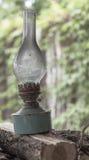 все еще используемый светильник керосина изредка Стоковые Фото