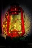 все еще используемый светильник керосина изредка Стоковое фото RF