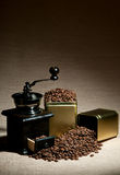 Все еще кофе жизни Стоковые Изображения RF