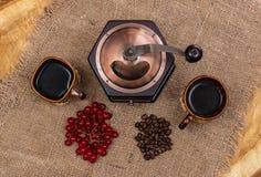 Все еще на теме кофе Стоковая Фотография