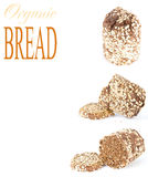 все зерна хлеба органическое Стоковые Изображения RF