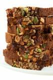 все зерна хлеба отрезанное Стоковая Фотография RF