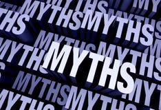 Все мифы Стоковые Фотографии RF
