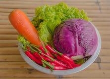 Все овощи в варить Стоковые Изображения RF
