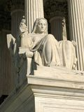 все правосудие Стоковое фото RF