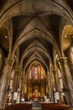 все hymnals церков балкона внутри больших самомоднейших театральных ложа осматривают видимое Стоковое фото RF