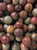 Все Passionfruit Стоковое Изображение