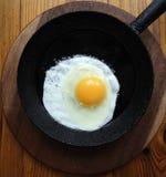 вскарабканное яичко Стоковые Фотографии RF