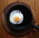 вскарабканное яичко Стоковые Изображения RF