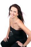 вскользь женщина Стоковая Фотография