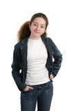 вскользь холодное предназначенное для подростков Стоковая Фотография