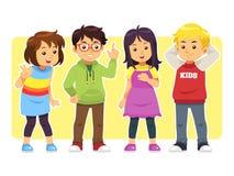 Вскользь дети бесплатная иллюстрация