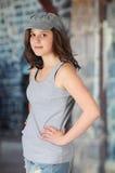 Вскользь лето предназначенное для подростков Стоковое Изображение RF