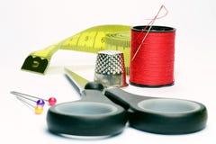 Вспомогательное оборудование Dressmaking Стоковая Фотография RF