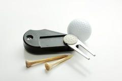вспомогательный гольф Стоковое фото RF