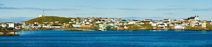 вспомогательный порт басков стоковое изображение rf