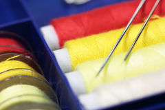 вспомогательное оборудование одевая вещество Стоковые Фотографии RF