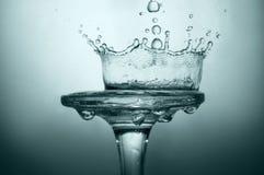 Вспышка воды Стоковое Фото