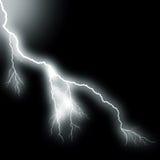 Вспышка молнии высокая разветвляя Стоковые Изображения RF