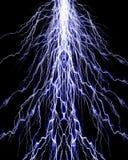 Вспышка молнии Стоковое Изображение