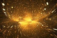 Вспышка сверхновой звезды Стоковые Фото
