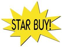 Вспышка 05 звезды Стоковое Изображение