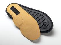 Вставка ботинка стоковые изображения rf