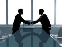 встречать businesss бесплатная иллюстрация