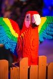 ВСТРЕЧА ПЛИМУТА, PA - 6-ОЕ АПРЕЛЯ: Торжественное открытие центра Филадельфии открытия Legoland, PA 6-ого апреля 2017 стоковые фото