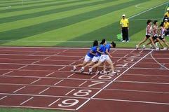 Встреча спортов, игры ботинка доски Стоковое Изображение