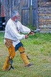 Встреча 2014 Bridger форта Стоковые Изображения