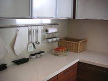 встречная кухня Стоковые Изображения RF