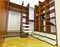 Встроенный шкаф Стоковые Изображения RF