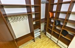 Встроенный шкаф Стоковое фото RF