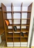 Встроенный шкаф Стоковые Фотографии RF