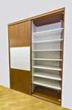 Встроенный шкаф Стоковые Фото