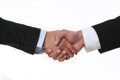 Встряхивание руки Стоковые Фотографии RF