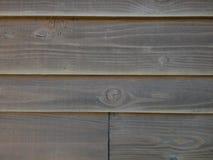 всходит на борт деревянного Стоковая Фотография